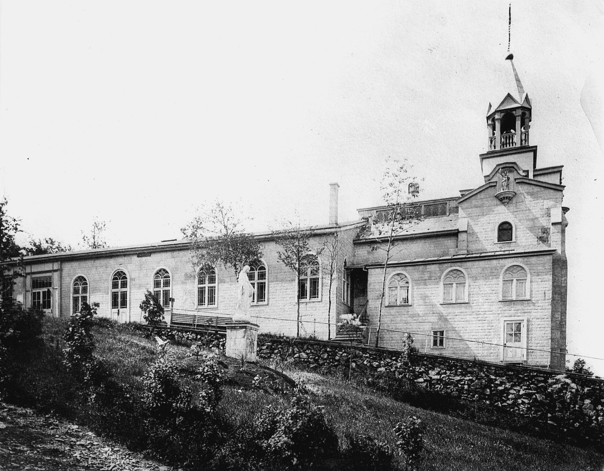 chapelle 1910